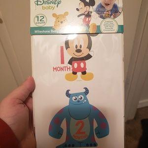 Disney monthly milestones